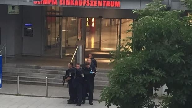Multiple Deaths After Shooting In German Shopping Mall Promo Image