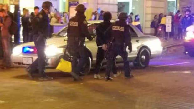 Majority Of Portland Protestors Arrested Didn't Vote Promo Image