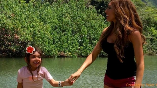 Farrah Abraham's July 4 Video Sparks Controversy Promo Image