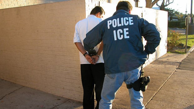 Deportation Fear Stops Immigrants From Reporting Crimes Promo Image