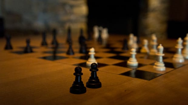 Girl, 12, Barred From Chess Tournament For Dress (Photo) Promo Image