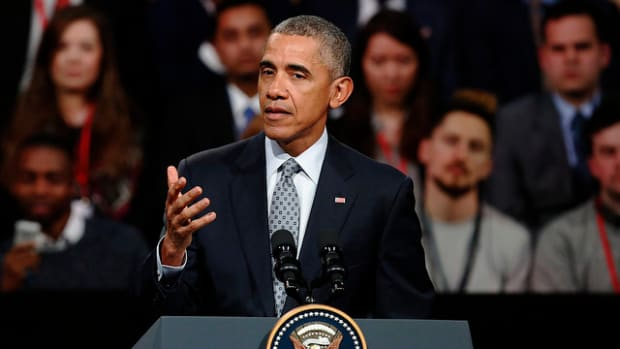Tonight: Obama Holds Town Hall On Police Race Relations Promo Image