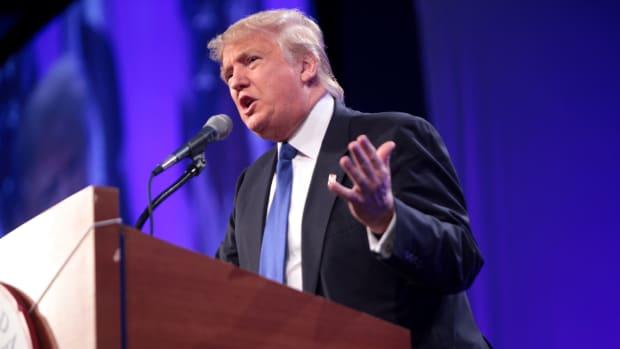 Poll: Half Of CEOs Give Trump 'F' Grade  Promo Image