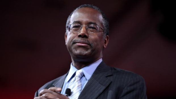 Carson: No 'Extra Rights' For LGBTs In Public Housing Promo Image