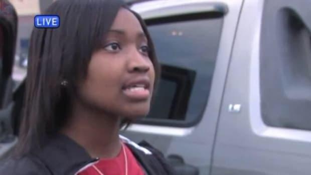 Police: Man Choked Baby In Walmart Promo Image