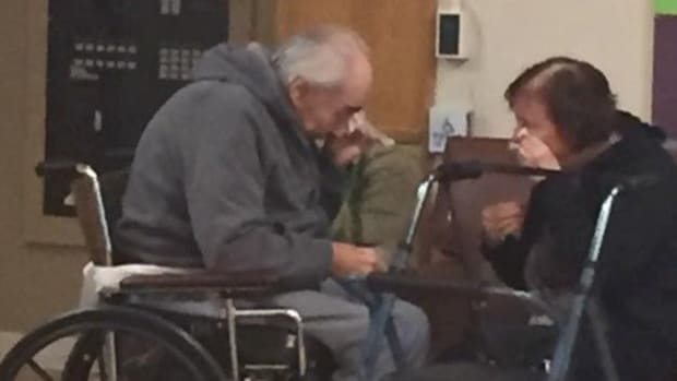 Elderly Couple Forced To Live Apart After 62 Years Promo Image