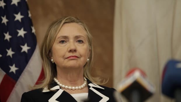 Clinton's Lead In The Popular Vote Passes 2 Million Promo Image