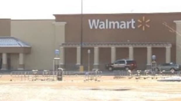 2-Year-Old Boy Kills His Mom At Walmart Promo Image