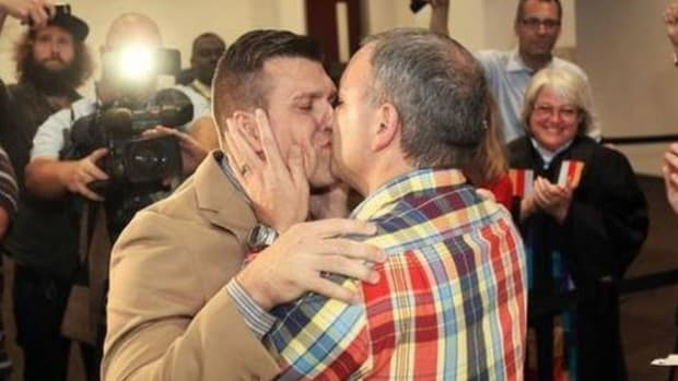 North Carolina Republicans Want To Ban Gay Marriage Promo Image
