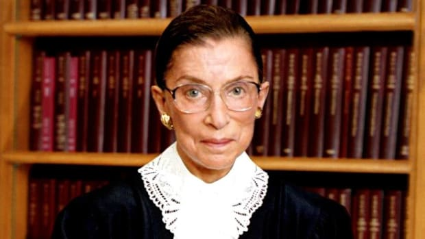 Ginsburg Was Wrong To Apologize For Trump Comments Promo Image