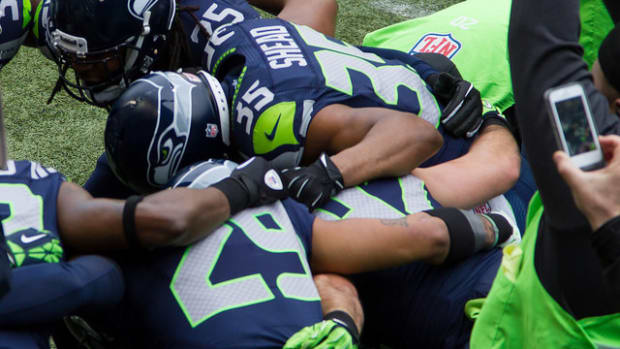 Seahawks To Have 'Demonstration Of Unity' At 9/11 Game Promo Image
