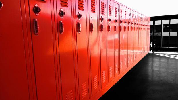 Epileptic Boy Filmed Being Bullied, Stuffed Into Locker (Video)  Promo Image