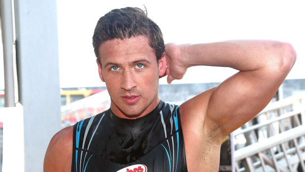 Report: Lochte Lied To Cover Up Brawl Promo Image