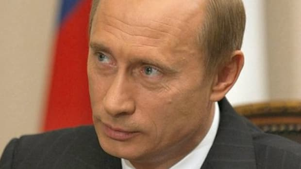 Russia Threatens US Over Syria Strike Promo Image