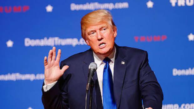 Was Donald Trump Right About US Cash Drop? (Photos) Promo Image