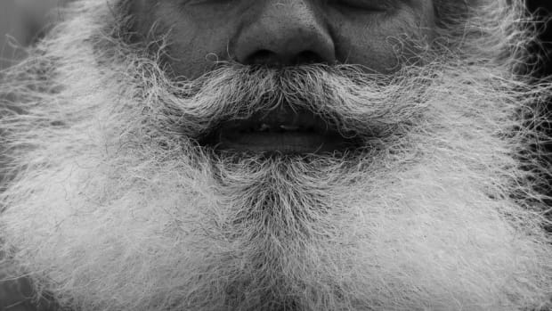 Church Leader: Beards Protect Men From Homosexuality Promo Image