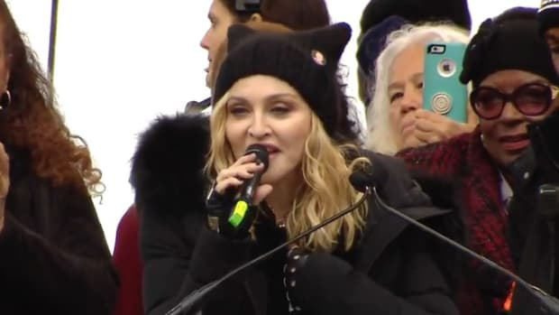 Secret Service To Investigate Madonna Over Remarks Promo Image