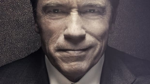 Schwarzenegger Says Donald Trump Is In Love With Him Promo Image