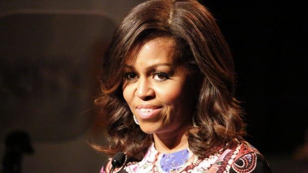 Michelle Obama: Americans Lost Hope Following Trump Win Promo Image