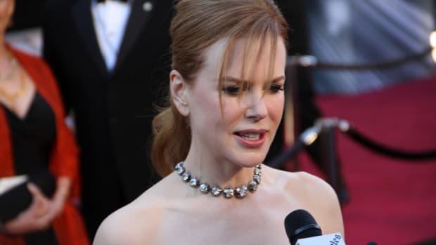 Fans Notice Something Odd About Nicole Kidman's Face (Photo) Promo Image