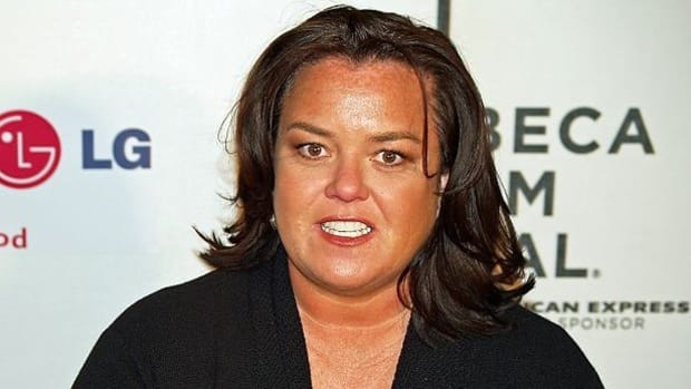 Rosie O'Donnell Donates $1,000 To Alleged NSA Leaker Promo Image