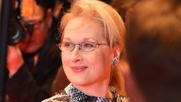Meryl Streep Calls Out Trump And Trump Responds Promo Image