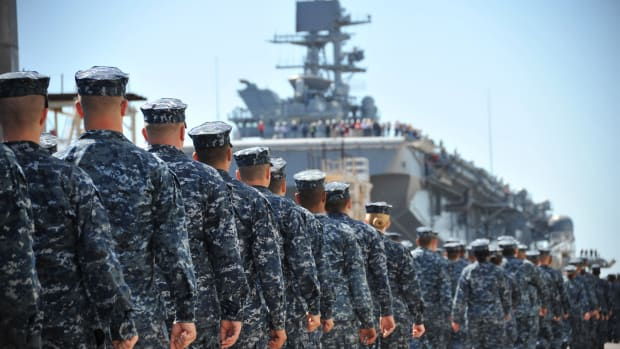 Navy Criminalizes Distributing Nude Photos Promo Image