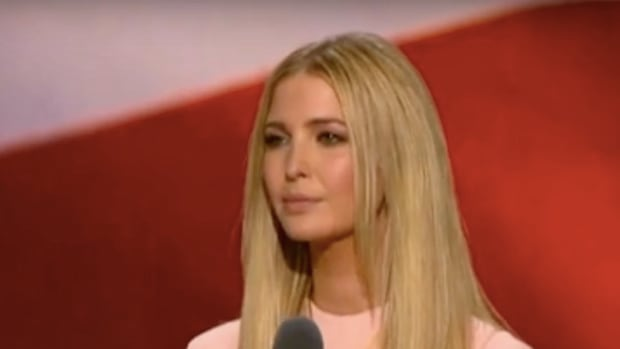 Ivanka Trump Calls Father 'People's Champion' (Video) Promo Image