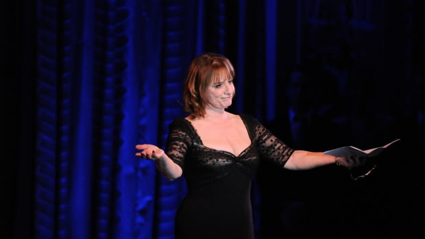 Patti LuPone Offers Profane Opinion About Donald Trump Promo Image