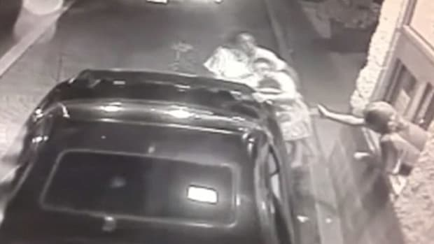Employee Tries To Save Child At McDonald's Drive-Thru (Video) Promo Image