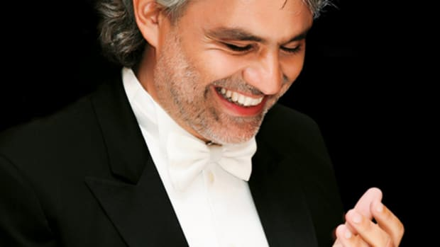Citing Death Threats, Bocelli Won't Perform For Trump Promo Image