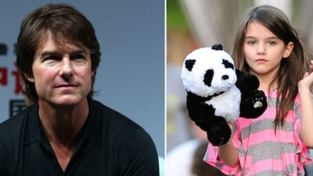 Details Emerge About Why Tom Cruise Won't See Suri Promo Image