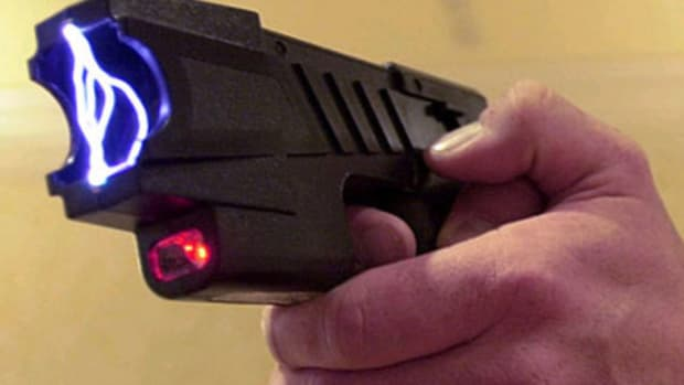 Officers Use Stun Gun On 91-Year-Old Alzheimer's Patient (Video) Promo Image