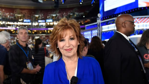 Joy Behar Defends Kathy Griffin And Bill Maher (Video) Promo Image
