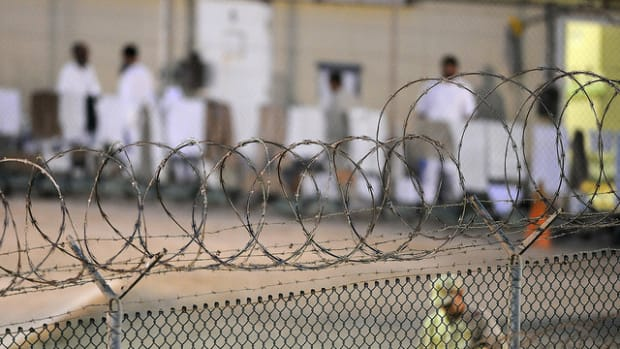 House Votes To Ban The Transfer Of Guantanamo Prisoners Promo Image