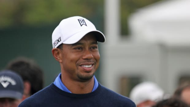 Tiger Woods Claims DUI Wasn't Alcohol-Related Promo Image