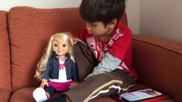 'My Friend Cayla' Doll Could Be Spying On Your Children (Video) Promo Image