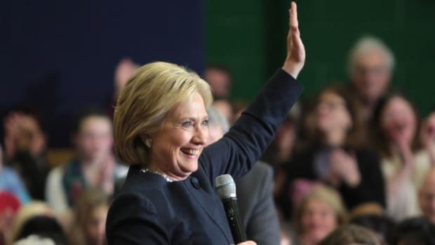 Poll: 49 Percent Of Millennial Voters Support Clinton Promo Image