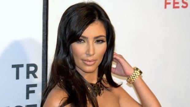 Kim Kardashian's Nails Are Trending On Social Media (Photo) Promo Image
