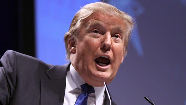 Trump Responds: I Will Drain The Swamp Promo Image