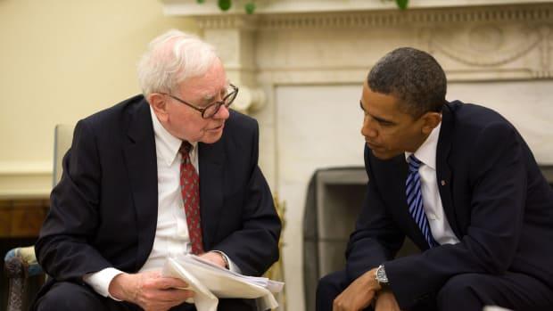Buffet Asks Trump: 'Have You No Sense Of Decency, Sir?' Promo Image