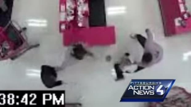 Men See Teen Girl Being Stabbed At Target, Take Action (Video) Promo Image