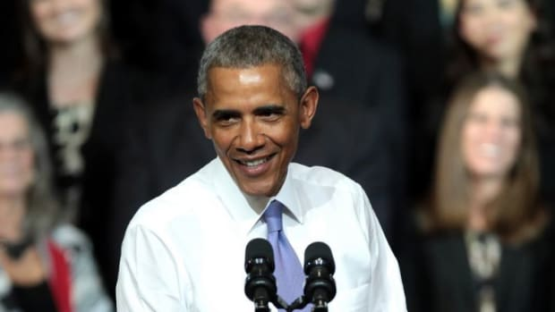Obama Ranked Second-Best And Second-Worst President Promo Image