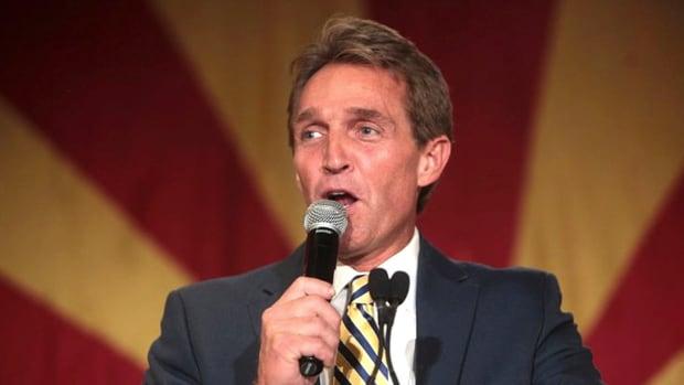 Sen. Jeff Flake To Trump: Stop Calling People 'Losers'  (Video) Promo Image