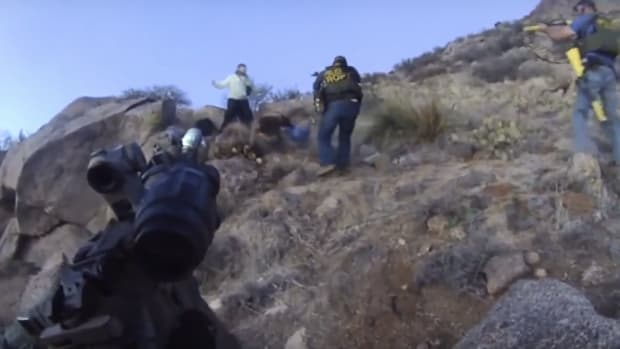 Jury Won't Convict Cops For Killing Homeless Man (Video) Promo Image