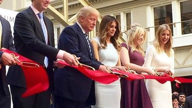 Impeachment Concerns Already Plague Donald Trump Promo Image