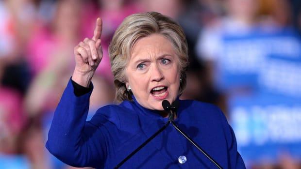 Clinton Campaign Feeling Confident About Nevada, Ohio Promo Image