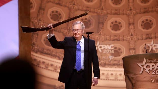 McConnell Unsure If Senate Can Pass Health Care Bill Promo Image