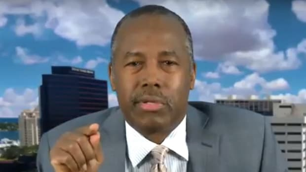 Ben Carson: Doesn't Matter If Trump Accusers Lying (Video) Promo Image