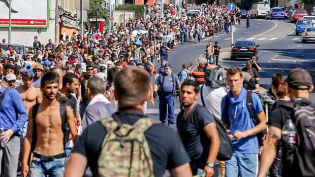 Germany: ISIS 'Hit Squads' Are Disguised As Refugees Promo Image